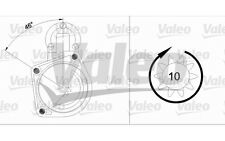 VALEO Motor de arranque 0,8kW 12V FORD FIESTA ESCORT ROVER AUSTIN MAESTRO 433287