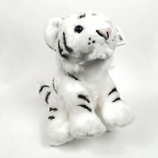 Plush Baby White Tiger Toy Stuffed Animal
