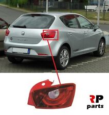 FOR SEAT IBIZA 5D 2008 - 2012 NEW REAR BUMPER TAIL LIGHT LAMP RIGHT O/S LHD=RHD