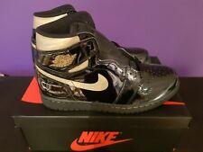 Nike Air Jordan 1 Gold Black Metallic Size UK 7, US 8, EUR 41