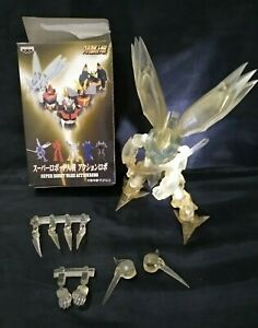 Cybuster Super Robot Wars 1997 Banpresto Model Kit Figure anime manga Bandai toy