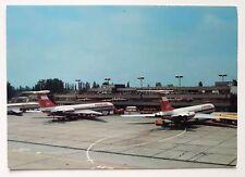 Interflug Flughafen Berlin-Schonefeld Postcard (Airline Issue)