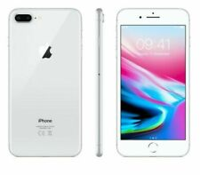 Apple iPhone 8 Plus 64GB GSM Unlocked (GSM) AT&T T-Mobile Silver