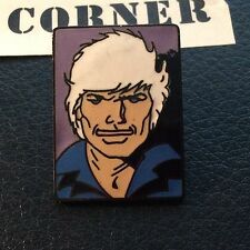 Pin's BD Corner ancien Belle qualité Lombard 90 Bernard Prince Dessins Dany