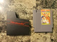 North And South Nintendo NES Game Cartridge Only HTF Civil War Strategy