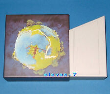 YES Fragile PROMO BOX for JAPAN mini lp cd   BOX only (no CDs)