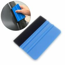 Car Window Vinyl Wrapping Tool Scraper Squeegee with Felt Edge Stickers Tinting