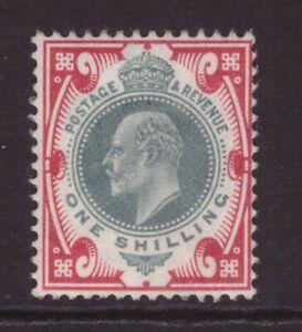 King Edward VII  1 shilling  MINT NEVER HINGED MNH