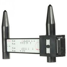 Plastic Car Wheels Rim Bolts Pattern Measuring Tools Gauge PCD Ruler 4 5 6 8 Lug