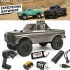 Axial AXI00001T2 1/24 SCX24 1967 Chevrolet C10 4WD Truck Ready To Run RTR Silver