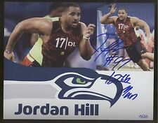 Jordan Hill Seahawks