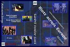 DVD RIOTS ACROSS EUROPE (STUTTGART,HERTHA,HAJDUK,MARIBOR,ANDERLECHT,HOOLIGANS)