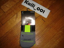 Nike Volt Pro Compression Socks XL 12-15 Dri Fit Elite Breast Cancer Oregon B