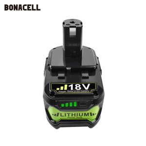 6.0Ah 18V Li-ion Rechargeable Battery for Ryobi ONE cordless Power Tools