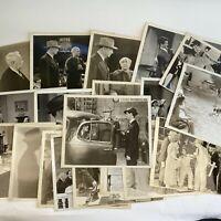 Vintage Photos Movie Stills Lot Boss Of Big Town 1942 John Litel Florence Rice