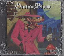 """OUTLAW BLOOD  """"Outlaw Blood""""  NEW SEALED METAL/ROCK CD"""