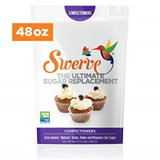 Swerve Confectioners Sweetener 48 oz: The Ultimate Sugar Replacement