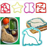Lunch Kids DIY Sandwich Toast Cookies Cake Bread Biscuit Cutter Mold Mould Tool