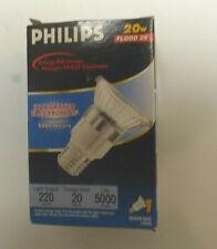 Philips 20w 120v PAR20 Flood  Halogen Light Bulb