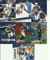 2017 Panini Prestige Football Nice 7 Card Rookie & Insert Lot RC