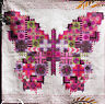 The Butterfly Quilt - gorgeous pieced quilt PATTERN - Tula Pink