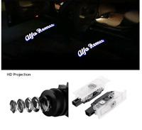LED Logo ALFA ROMEO 2x Tür Shadow Licht Einstiegsbeleuchtung Projektor Gulietta