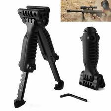 Xhunter Tripod Telescopic Dual-Purpose Rifle Bipod 6.5-9'' W/ QD Picatinny Mount