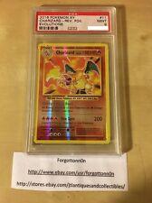 Pokemon Charizard Reverse Holo 11/108 XY Evolutions PSA 9 Mint