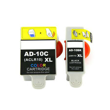 Compatible ABK10 / ACLR10 Set Inks 851943 & 900248 for Advent All-in-One