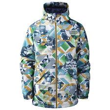 Westbeach Men's Ego Spectrum Print Ski Snowboard Jacket. Size - S. RRP £170.