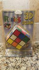 Rubik's cube 3d jigsaw puzzle RARE!!