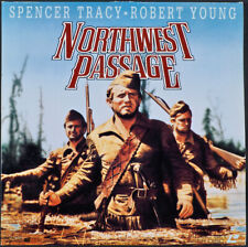 NORTHWEST PASSAGE SPENCER TRACY LASERDISC