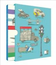 Paul Smith for Richard Scarry's Cars and Trucks and Things that Go Slipcased Edition by Richard Scarry (Hardback, 2014)