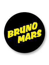 "Pin Button Badge Ø25mm 1"" Bruno Mars USA"