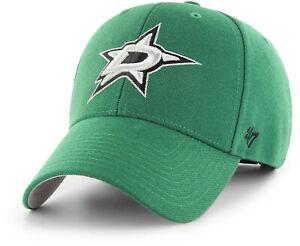 Dallas Stars 47 Brand MVP Adjustable Kelly Green NHL Team Cap