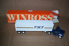 1988 PMF Parker Motor Freight Winross Diecast  Trailer Truck