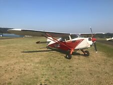 STINSON 108-2 with fresh annual. NO RESERVE- Fly it home! Cheap tailwheel