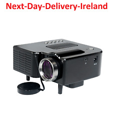 Mini Multimedia Projector Cinema Home Theater LED USB TV HDMI MT