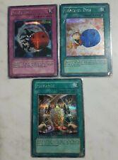 Exchange, Graceful Dice, Skull Dice EDS-001 EDS-002 EDS-003 LP Yu-Gi-Oh!