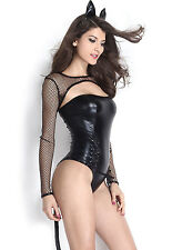 Sexy Kitty Cat Halloween Party Costume Medium / Large