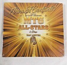MTG ALL-STARS & STRINGS - VIVA EL CANTANTE USED - VERY GOOD CD