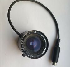 CCTV  lens Philips LTC3123/40 8mm 1:1.4 C mount