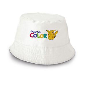 Bob Lorenzo Chapeau Game Boy Color Pikachu Rico Rap Rappeur Mamène Officiel Neuf