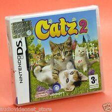 CATZ 2 NINTENDO DS adotta un gatto compatibile 3ds dsi...