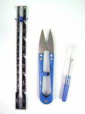 3 Pack Sewing Set Sewing Tool Seam Ripper Stitch Scissor Gauge unstitching Tool