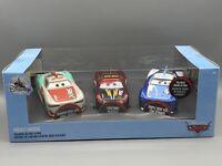 Disney Pixar Cars Pull 'n' Race Rocket Race Diecast Car 3-Pack SCALE 1:43