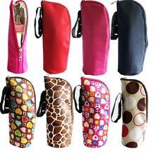Bottle Insulation Storage Bag Baby Milk Bottle Warmer Bags Stroller Hanging Bags