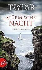 Stürmische Nacht: Ein Shetland-Krimi von Taylor, Ma... | Buch | Zustand sehr gut