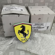 Genuine Ferrari 360 F430 Front Fender Side Badge Emblem 1PCS PN 65921900
