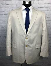 Chaps Ralph Lauren Mens Cotton Sport Coat Blazer 46R